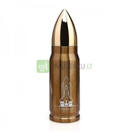 Bullet thermos