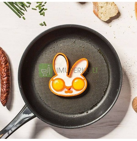 Egg mould - bunny