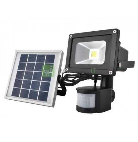 SOLARLIGHT LED Outdoor Lamp Solar Lamp Floodlight Wall Lamp Sensor Light * 5357