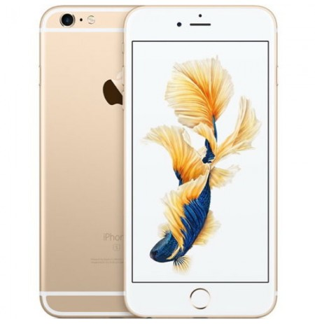 Apple iPhone 6S Plus 16GB Gold MKVQ2LL/A (Refurbished)