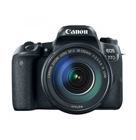 Canon EOS 77D EF-S 18-135mm IS USM kit