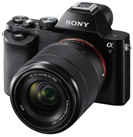 Sony ALPHA a7M2K FE 28-70mm OOS (ILCE-7M2K)
