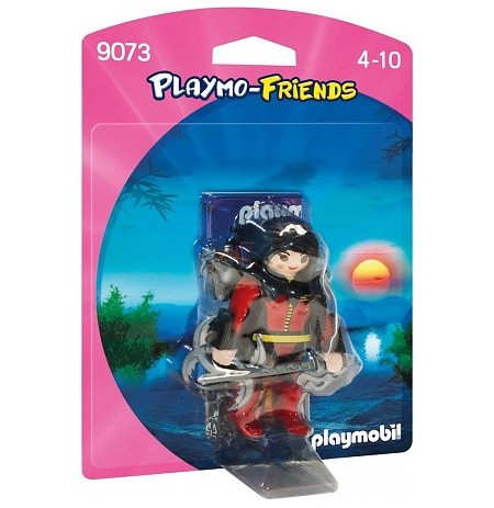 Playmobil 9073 Collectable Playmo-Friends Blade Warrior