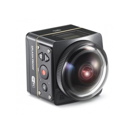Kodak SP360 4k Extrem Kit Black