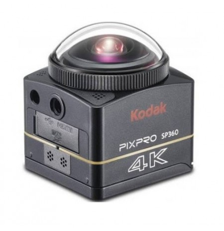 Kodak SP360 4k Dual Pro Kit Black