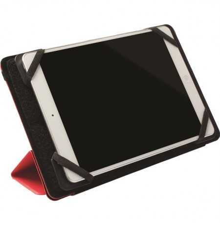 """Krusell Malmo Case Universal 8-10"""" red"""
