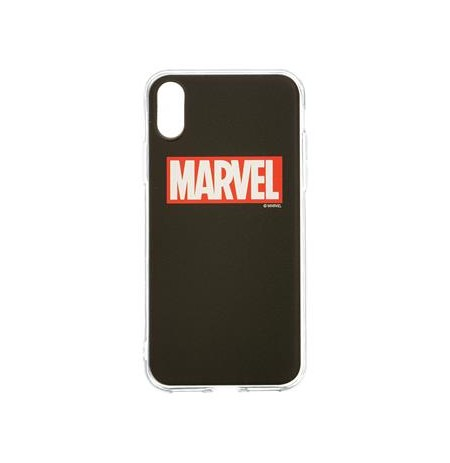 Marvel 002 Cover for Iphone XS black