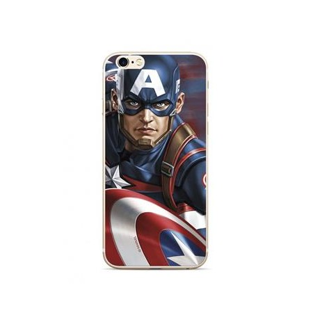 Marvel Captain America 022 Back Cover Multicolored for Huawei P30