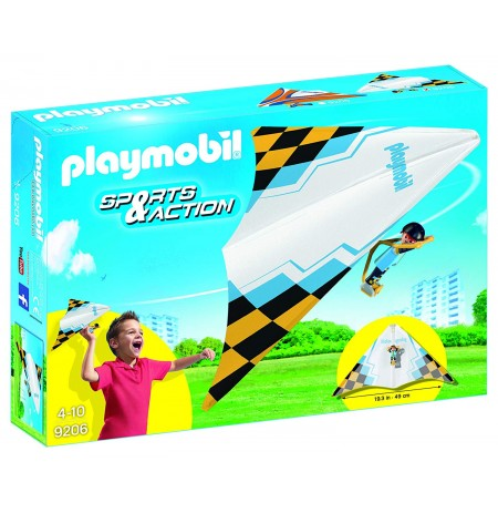 Playmobil 9206 Outdoor Action Hang Glider