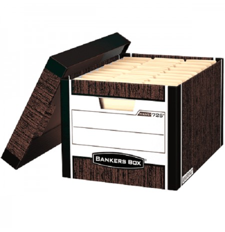 Fellowes Bankers Box Fast Fold 2psc (0061001)