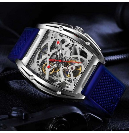 Xiaomi CIGA Mechanical Watch Z Series blue style