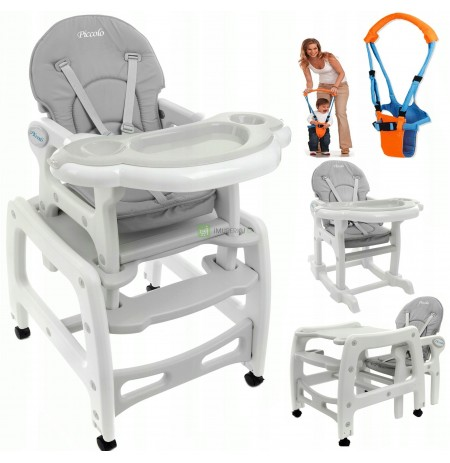 CHAIR FOR FEEDING TABLE 9in1 SLEEPING + FREE