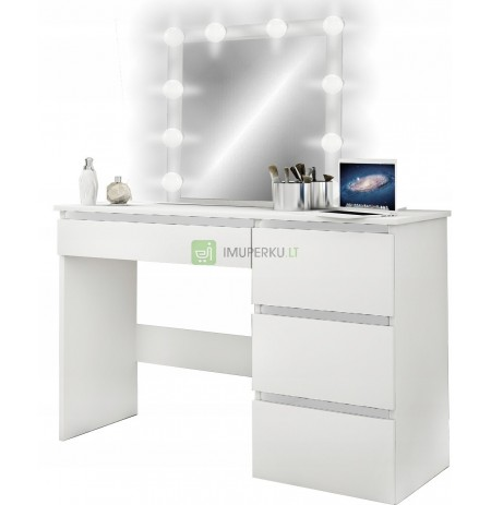 TOILET COSMETIC MIRROR WITH LED LIGHTING IGA