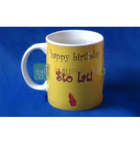 Magic Mug STO LAT / HAPPY BIRTHDAY
